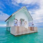 Turismo - Casais agora podem se casar numa linda capela situada no Oceano Índico
