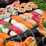 Blogosfera - Wallpaper Rolos, Sushi, Saboroso, Eu no, Peixe, Carnes, Cozinha