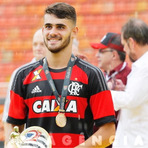 Conheça mais sobre Felipe Vizeu, nova joia do Flamengo.