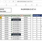 Inserir datas sem finais de semana no Excel 2013