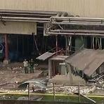 Notícias locais - Explosão em fábrica de cerveja em SP deixa dois mortos