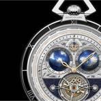 Estilo de Vida - Edição limitada de relógios de bolso é lançada pela Montblanc