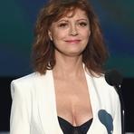 Susan Sarandon no SAG Awards me deixou com água na boca