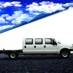 Automóveis - Ford F-4000 cabine tripla por Mascarello Cabines - Mascarello Cabines Blog