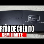 Kit de boas vindas – Cartão Mastercard Black Unlimited Santander