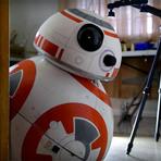 Garoto cria BB-8 com menos de U$100 e ensina como