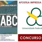 Apostila UFABC Universidade Federal do ABC 2016 (Simulados Grátis)