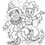 Pintura - Desenhos de carnaval para colorir