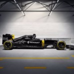 Fórmula 1 - Renault é primeira equipe da F1 a revelar pintura do carro para 2016
