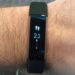 Fitbit lança nova pulseira fitness