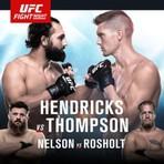 Em Las Vegas teremos o UFC Fight Night 82 ao vivo neste sábado.