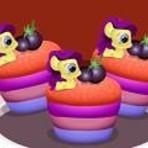 Jogos - Cupcakes do My Little Pony