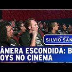 Humor - Câmera Escondida: Bad boys no cinema - Pegadinhas do Silvio Santos