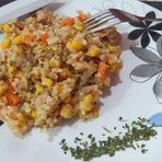 Culinária - ARROZ BEM ACOMPANHADO