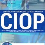 Livros - Apostila AGENTE DE MANUTENÇÃO NÍVEL  E VIGILANTE (CIDADE DA CRIANÇA) - Concurso Consórcio Intermunicipal do Oeste 2016