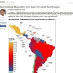 Política - Chegou a hora de cancelar a Olimpíada no Rio, defende revista 'Forbes'
