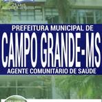 Livros - Apostila AGENTE COMUNITÁRIO DE SAÚDE - Concurso Prefeitura de Campo Grande / MS 2016