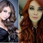 Atriz Mexicana Daniela Luján aparece com cabelo e rosto diferentes