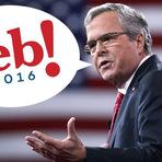 Internacional - Jeb Bush sobre Donald Trump: 'O cara precisa de terapia'