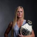 Holly Holl 4 Premios no oscar do MMA e Mcgregor lutador do ano
