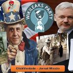 Internacional - Wikileaks, Julian Assange, EUA, petróleo, geopolítica e muita sabotagem.