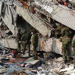 Internacional - Sobe para 14 o número de mortos em terremoto no Taiwan