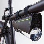 Curiosidades - Suporte para bicicleta gera água enquanto você pedala