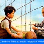 Os 10 melhores filmes da Netflix – leitores do site Optclean Tecnologia