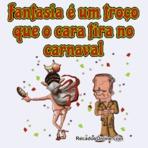 Opinião - Fantasia é um troço que o cara tira no carnaval