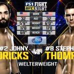 Esportes - Johny Hendricks vs Stephen Thompson