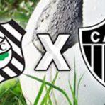 Futebol - Figueirense X Atlético-MG jogam em Florianópolis esta tarde.