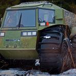 Automóveis - Rover Sherpas - Um carro Russo Feio, Caro, mas deve ser muito legar ter um desses