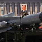 Internacional -  Coreia do Norte lança foguete de longo alcance