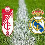 Futebol - Granada X Real Madrid ao vivo hoje no Campeonato Espanhol