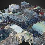 Opinião e Notícias - Zona do terremoto no Taiwan transformado em modelo de realidade virtual