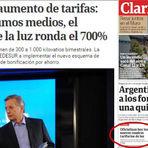 "O ""Aécio"" argentino mostra o que é a direita no poder: 700% a mais na conta de luz"