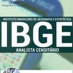 Livros - Apostila ANALISTA CENSITÁRIO - Concurso IBGE 2016