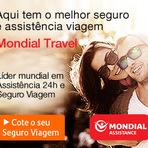Turismo -  8 de fevereiro de 2016 Seguro viagem com 15% de desconto em fevereiro