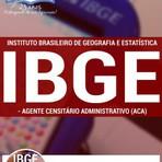 Concursos Públicos - Apostila AGENTE CENSITÁRIO ADMINISTRATIVO (ACA) - Concurso IBGE