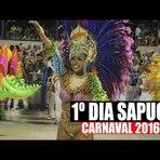 Carnaval 2016 – 1ª dia da Sapucaí, musas, destaques e dicas para um bumbum durinho