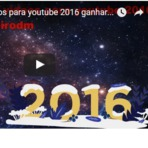 Diversos - Como enviar videos para youtube 2016