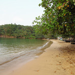Turismo - ILHA DO PRÍNCIPE - Praia Abade e Miradouro Nova Estrela!
