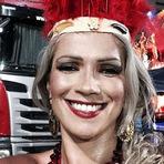 Entretenimento - Pela segunda vez, Fani é expulsa da concentração do Sambódromo, no Rio de Janeiro