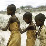 Sem ajuda, mais de 58 mil crianças podem morrer de fome na Somália