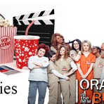 Cinema - Série e Feriado: Orange Is the New Black