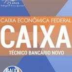 Concursos Públicos - Apostila TÉCNICO BANCÁRIO - Concurso Caixa Econômica Federal (CEF)