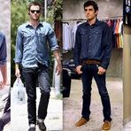 Moda & Beleza - Dicas para usar blusa jeans