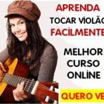 Música - Aulas de violão online e sem pagar mensalidades