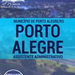 Livros - Apostila ASSISTENTE ADMINISTRATIVO - Concurso Município de Porto Alegre / RS 2016