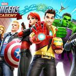 Jogos - MARVEL Avengers Academy: ótimo jogo de heróis para Android e iOS